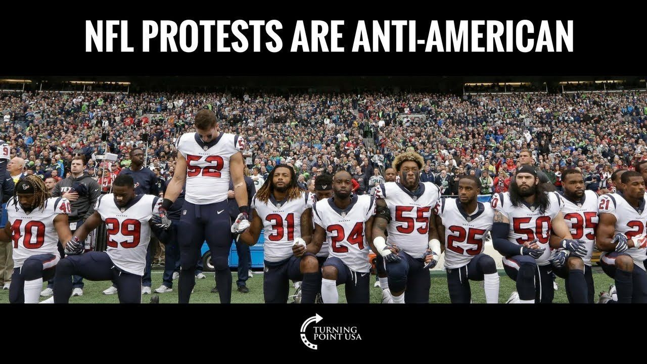 NFL Anthem Protests are Anti-American