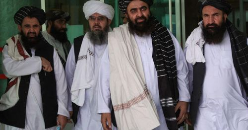 U.S. 'not in a position' to attend multinational talks with Taliban in Moscow, State Dept. says