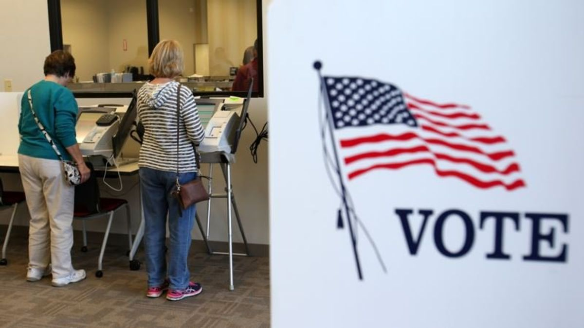 Federal Judges Order Ohio to Allow Purged Voters Back In
