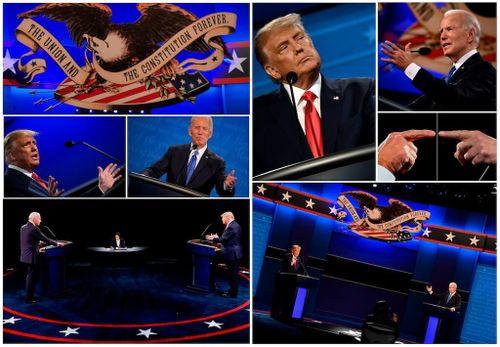 What They Said: Key Topics from Trump-Biden Debate