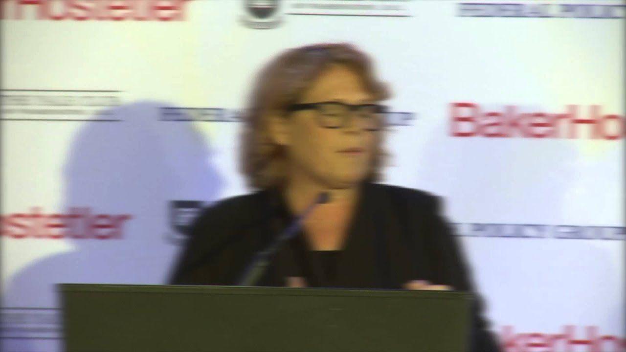 Sen. Heidi Heitkamp discusses energy and Keystone XL pipeline