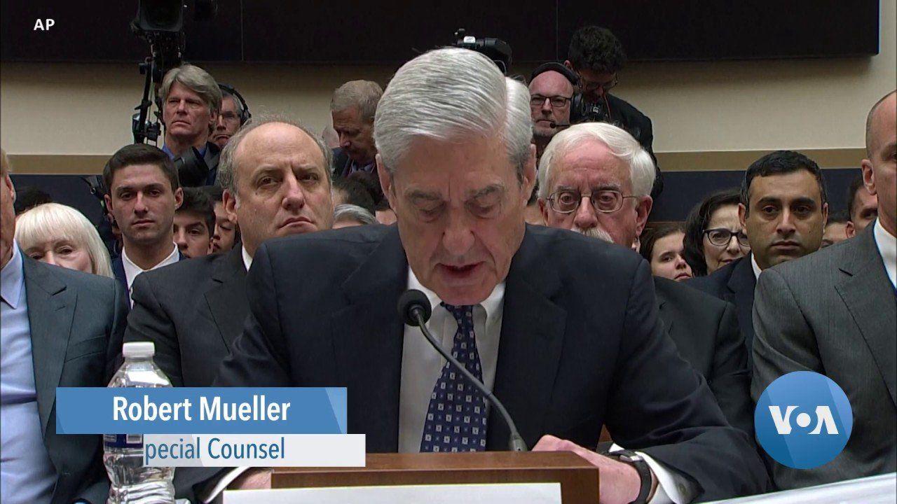 Mueller Testifies to Divided House Committees