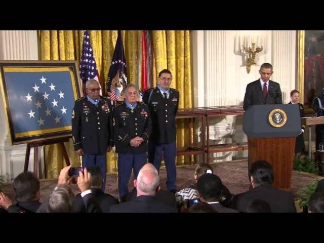 24 vets awarded 'long overdue' Medal of Honor