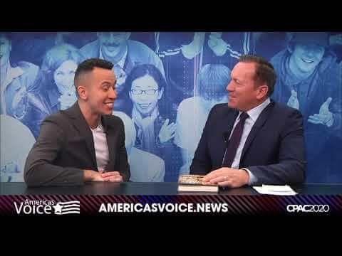CPAC MIKE GAROFALO INTERVIEWS AUTHOR EDDIE SCARRY