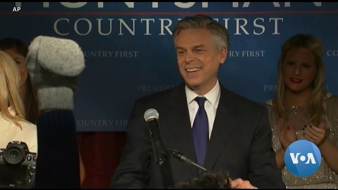 Huntsman Resigns After 'Historically Difficult' Term as US Ambassador to Russia