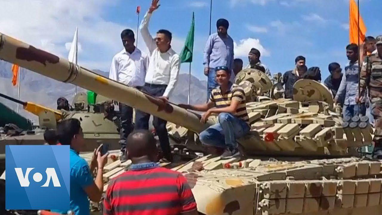 Kargil Victory Day Celebrations Held in Indian Kashmir