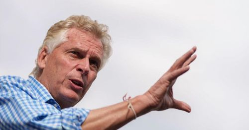 McAuliffe embraces Biden in homestretch of campaign: 'We've had great success with the president'