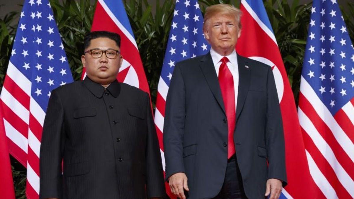 N. Korea: Lift Sanctions or Nuclear Work Could Restart