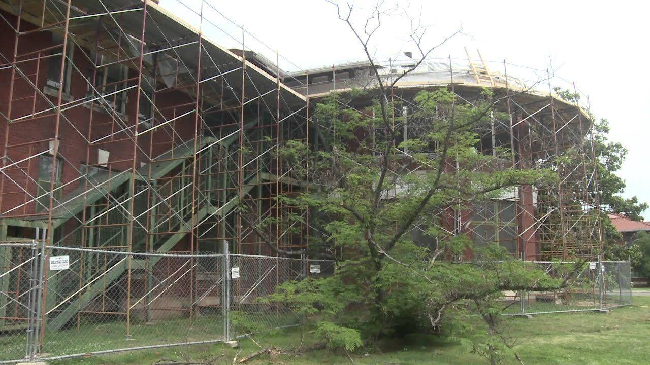Mayor Breaks Ground on St. Elizabeths East Pavilion
