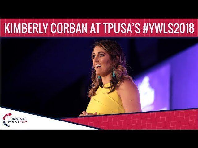 Kimberly Corban At TPUSA's Young Women's Leadership Summit 2018