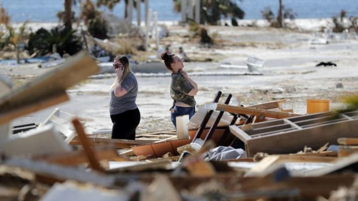 Florida to Bend Voting Rules in Counties Hit by Hurricane