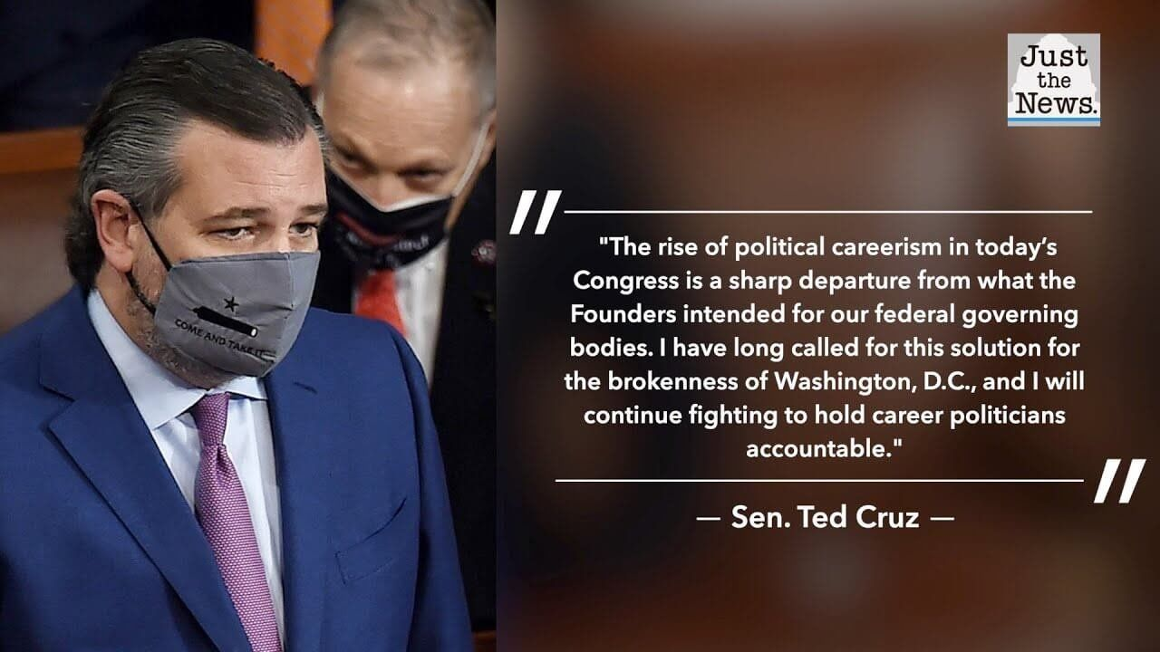 Texas GOP Sen. Cruz make another attempt to impose term limits on members of Congress