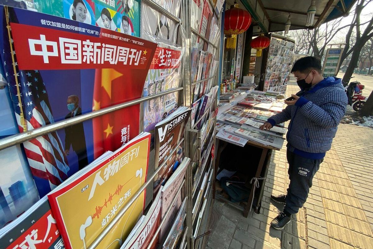 US Seen Falling Short Countering China's Rising Geopolitical Clout
