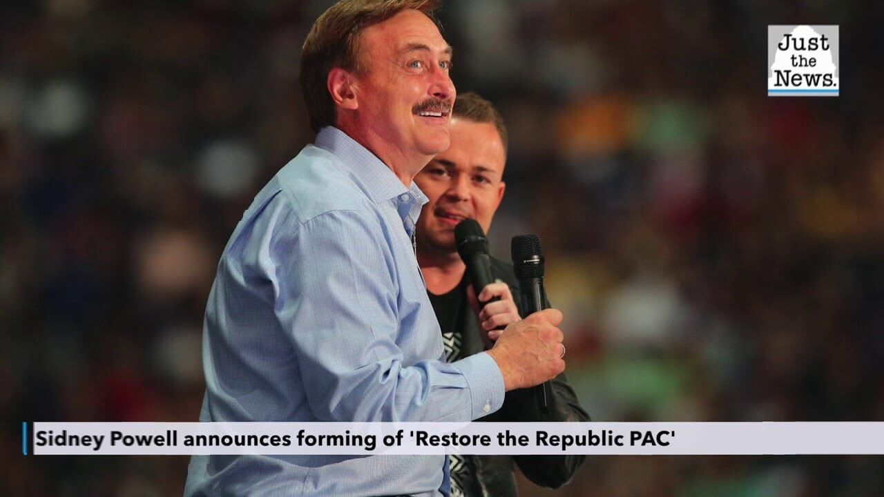 Sidney Powell announces forming of 'Restore the Republic PAC'