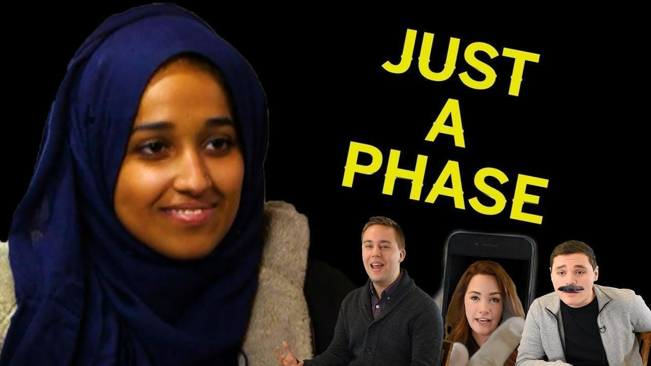 "Joining Isis was ""Just A Phase"""