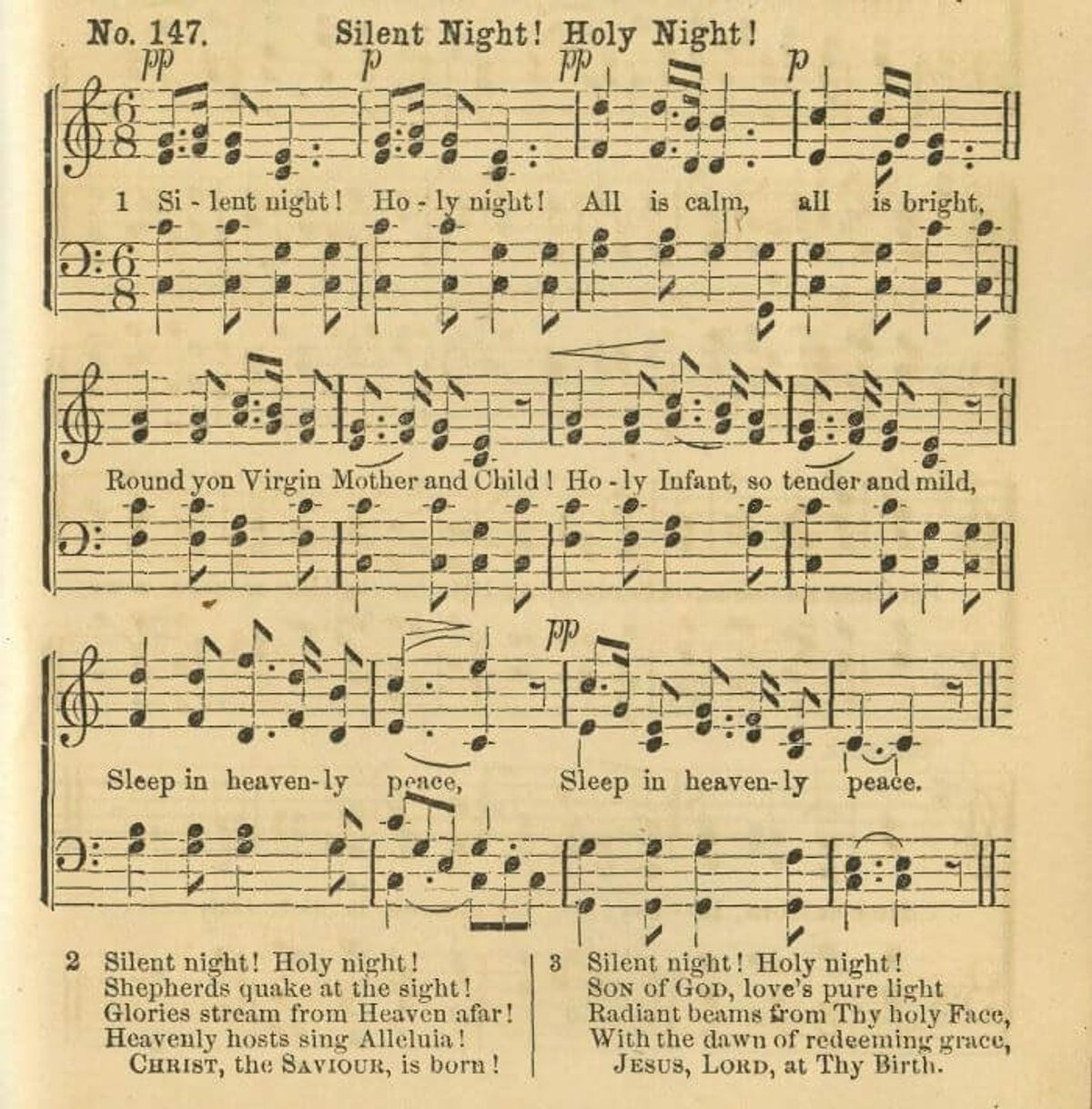How A Christmas Song Stopped a World War