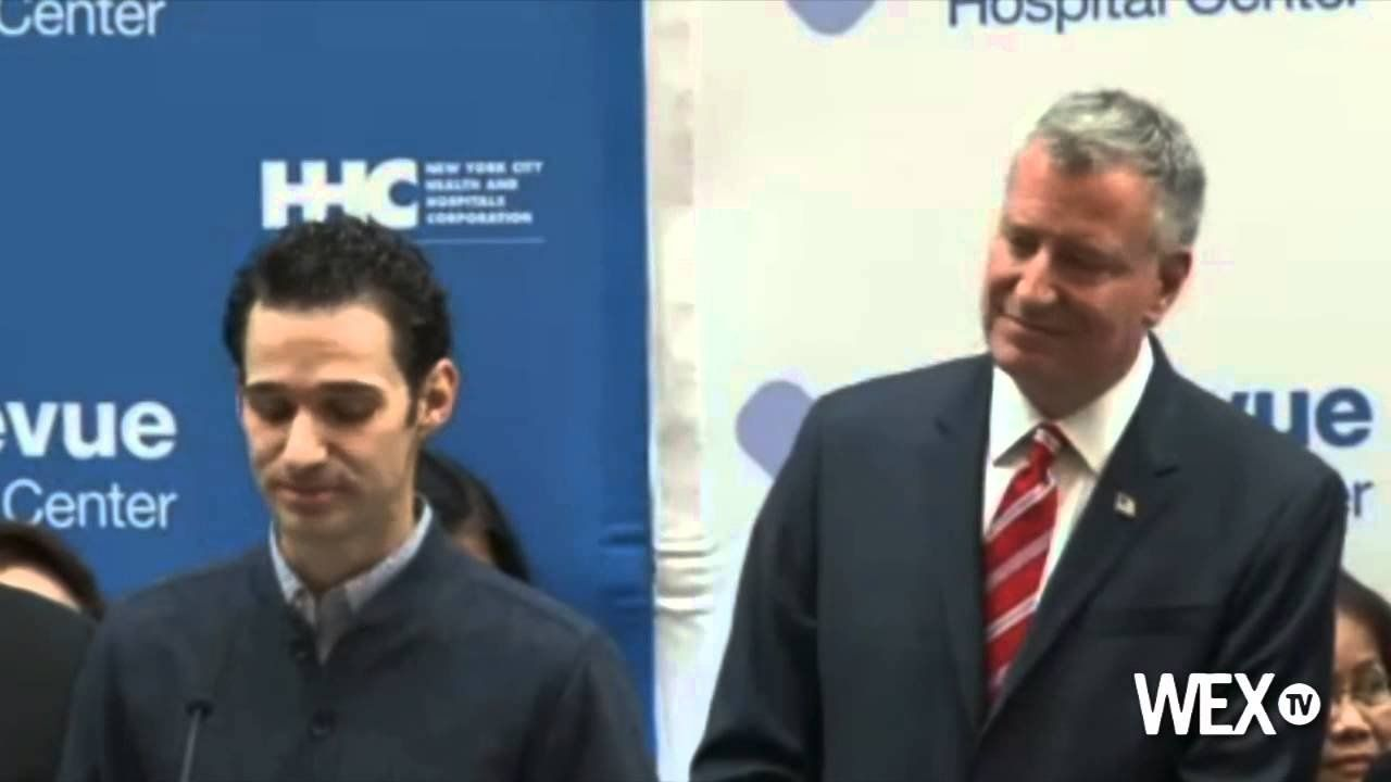 Ebola-free doctor released from New York hospital