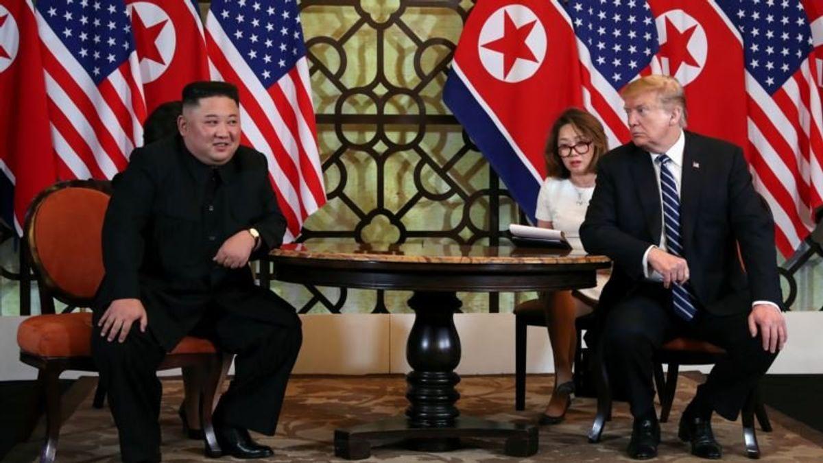 North Korea Blames US for Failed Talks in Vietnam