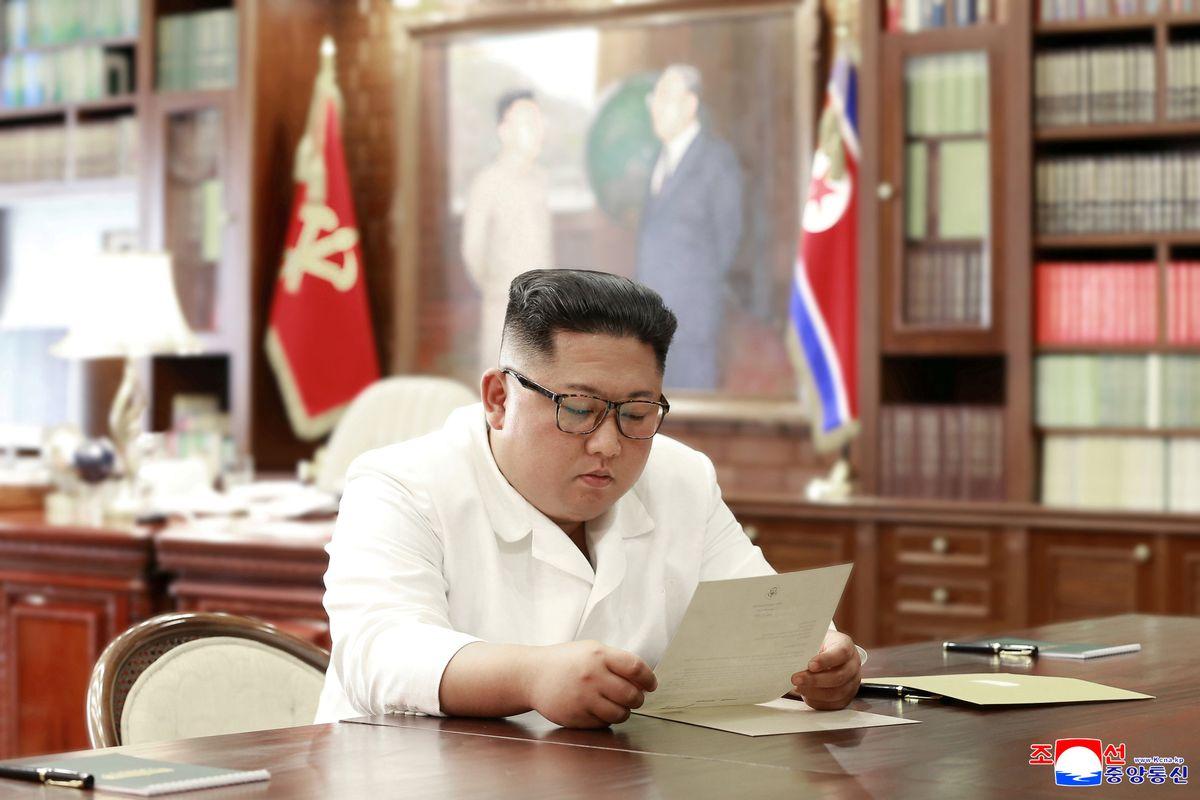 Kim Jong Un Praises 'Excellent' Letter From Trump