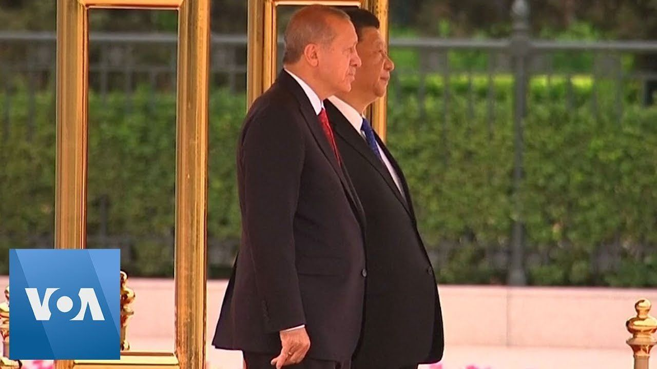 China's Xi Meets Turkey's Erdogan in Beijing