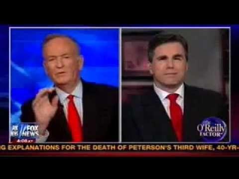 Tom Fitton on Fox News with Bill O'Reilly 7/31/2012