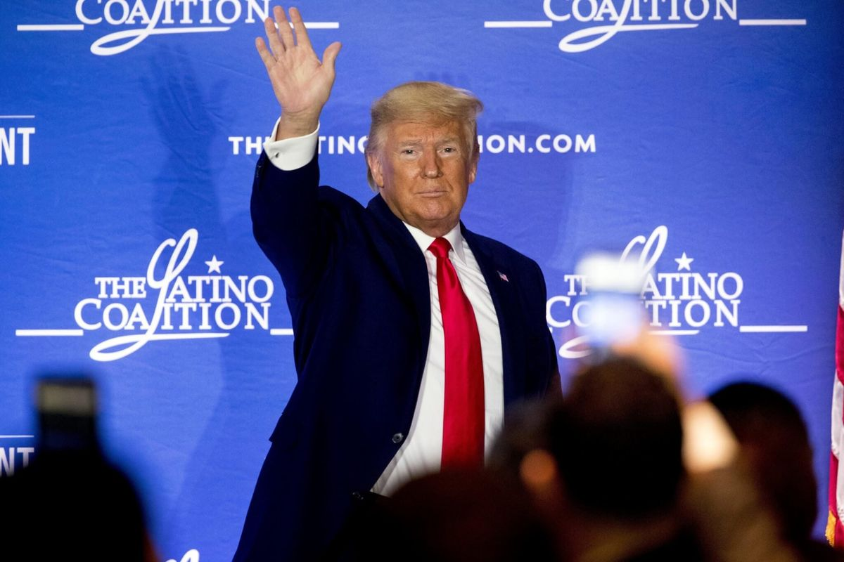 Trump Weighs In on Democrats After Biden's Super Tuesday