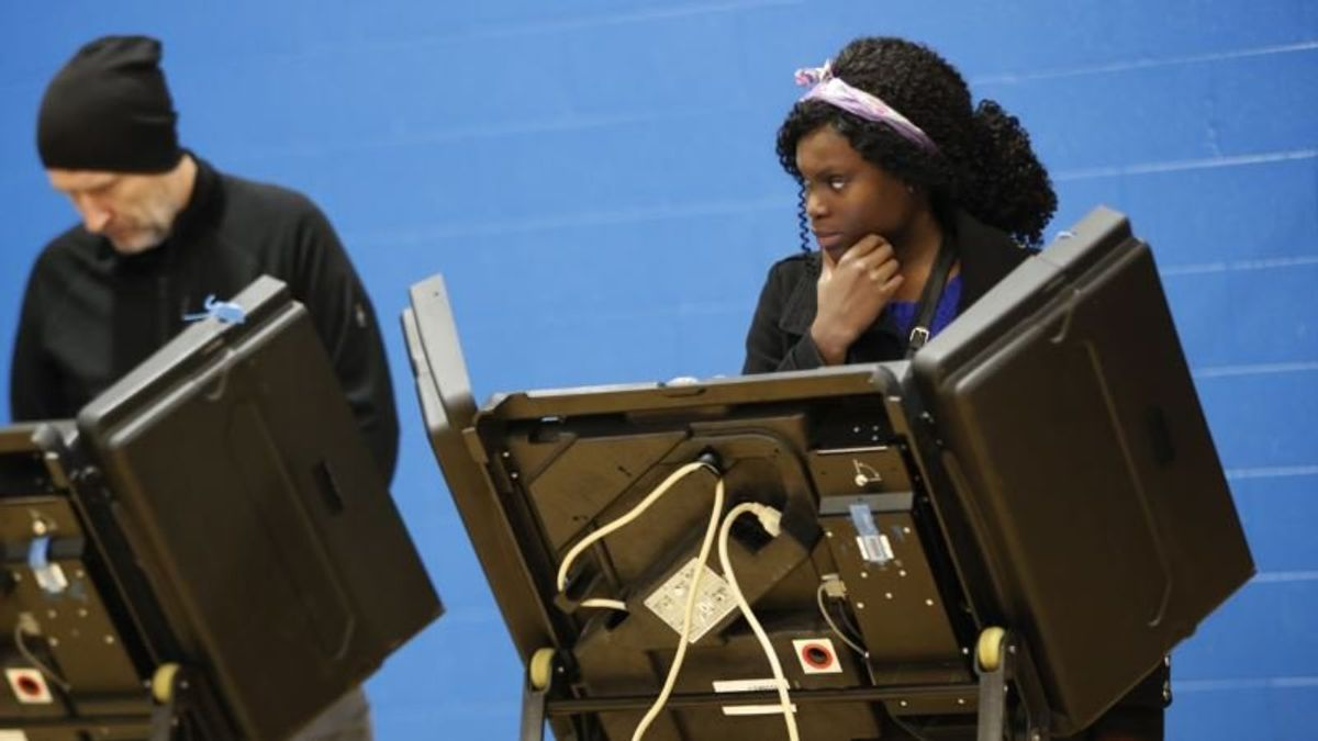 Officials: No 'Coordinated Campaign' to Disrupt US Vote