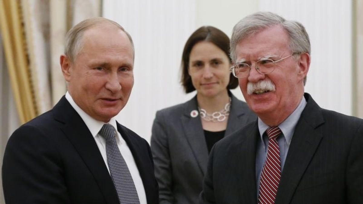 US Still Determined to Pull Out of Key Arms Treaty With Russia