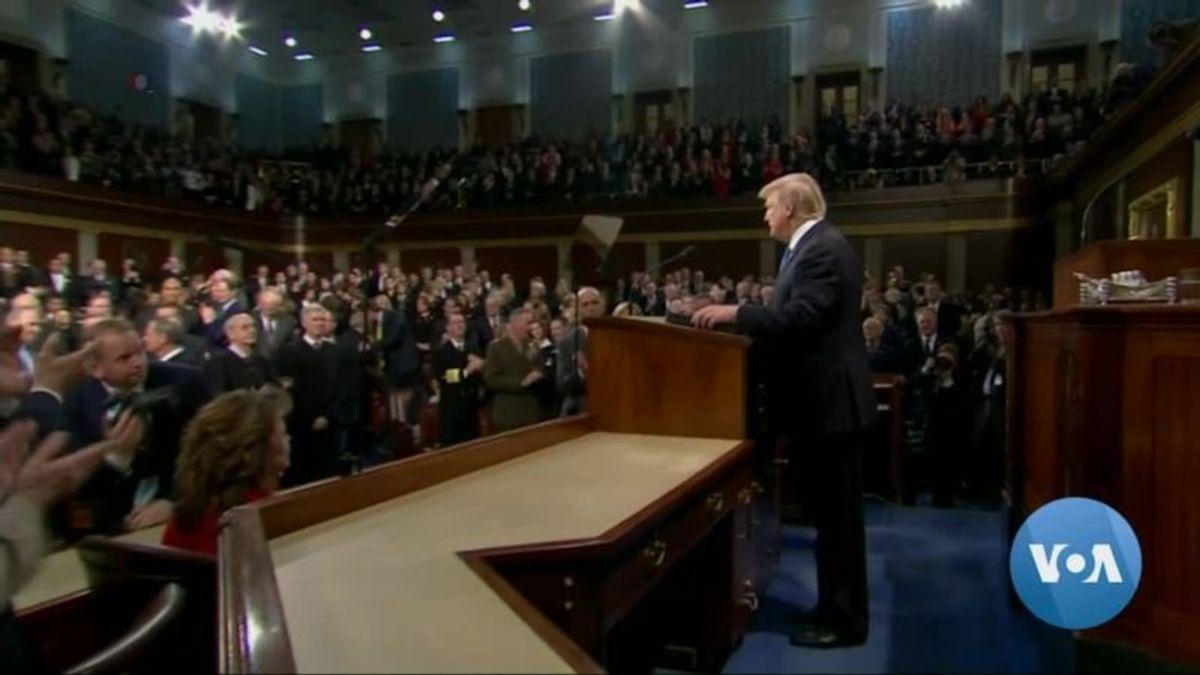 Trump Preps for Address to More Combative Congress