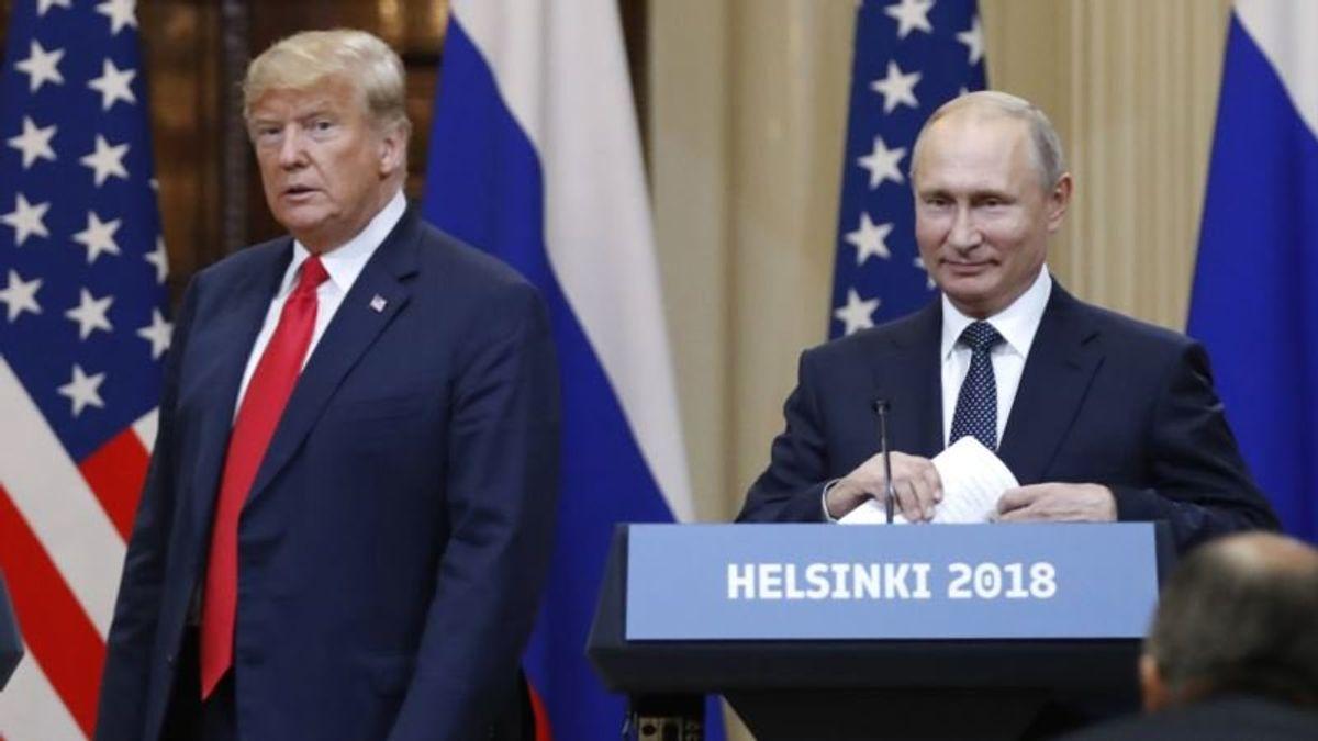 White House Delays Next Trump-Putin Summit Until 2019