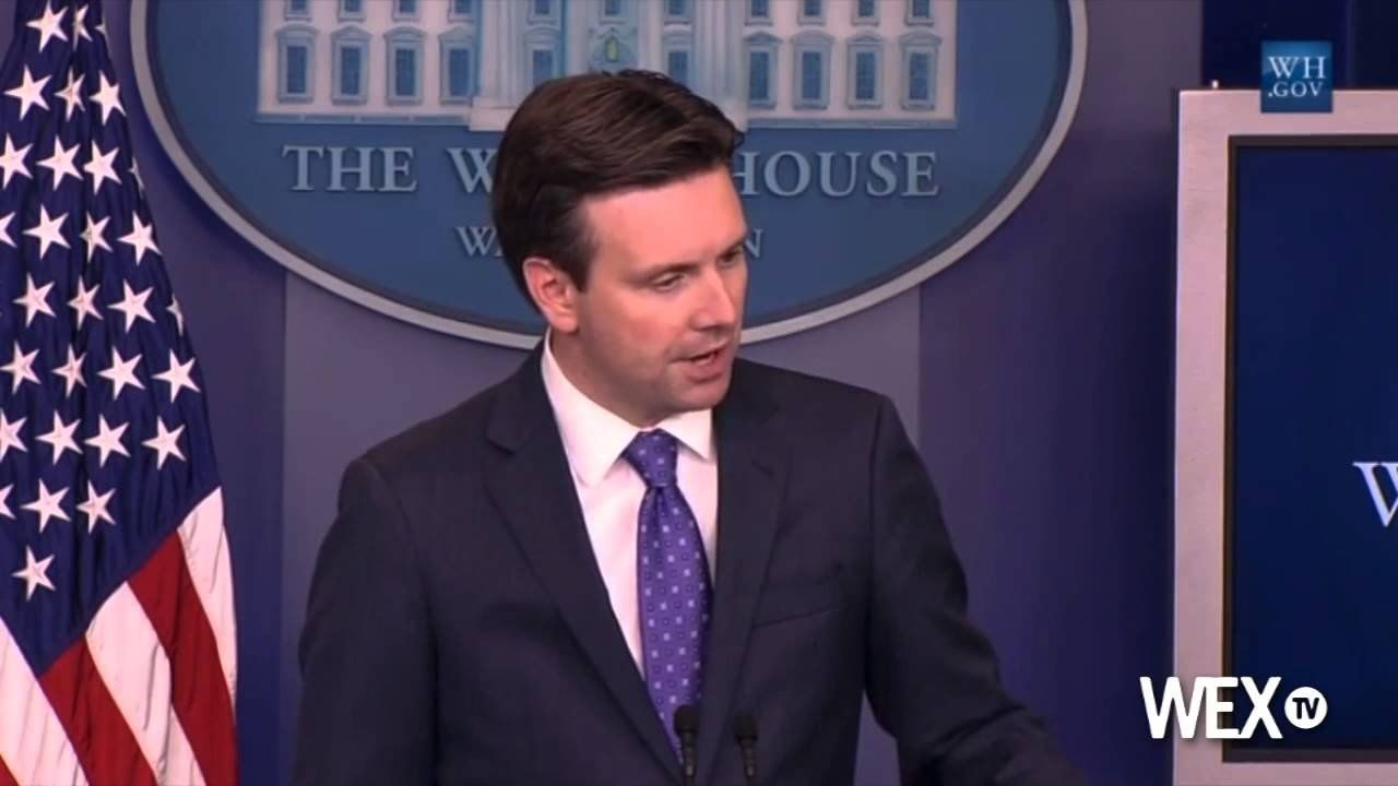 White House addresses strategy against Islamic State