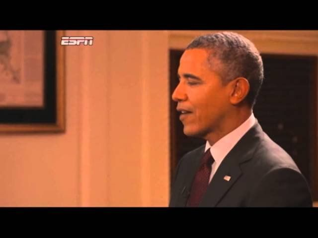 Obama chooses Michigan State for NCAA Tournament win