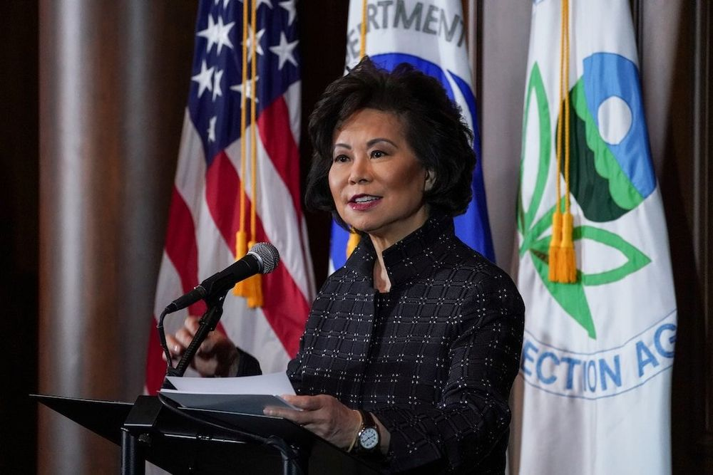 Inspector General Finds Misuse of Office by Elaine Chao at Transportation Dept