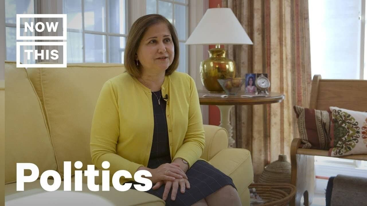 How a Trump Policy Motivated Ghazala Hashmi's Historic Run for Office | NowThis