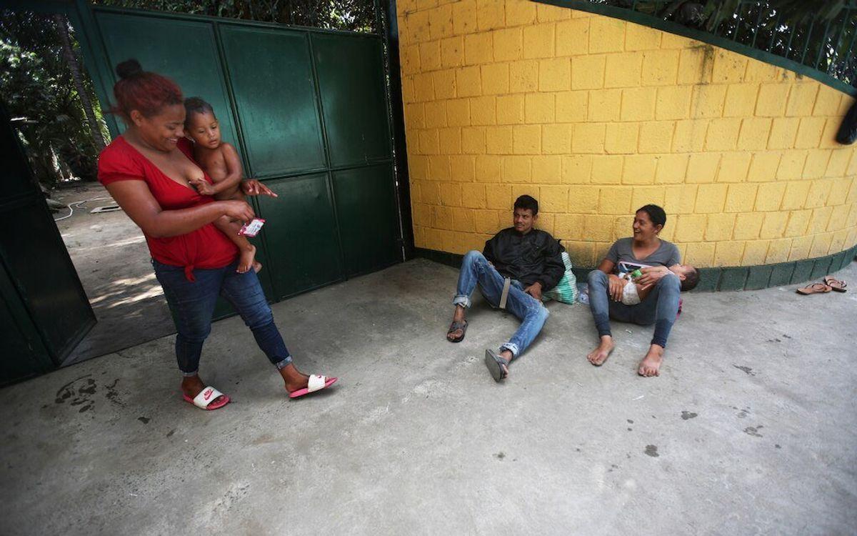 Biden Administration Suspends Trump Asylum Deals with El Salvador, Guatemala, Honduras