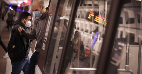 DC Metro sidelines most of its trains following last week's derailment
