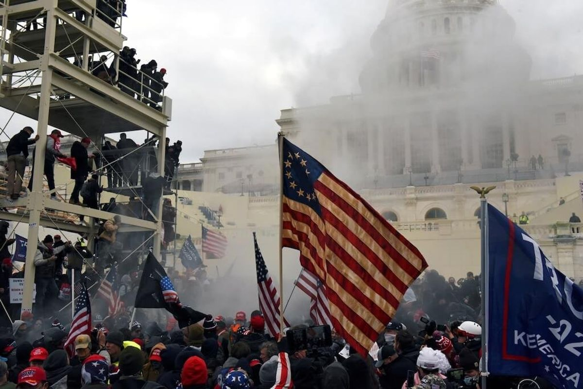US Prosecutors Expect to Charge Hundreds of Capitol Rioters