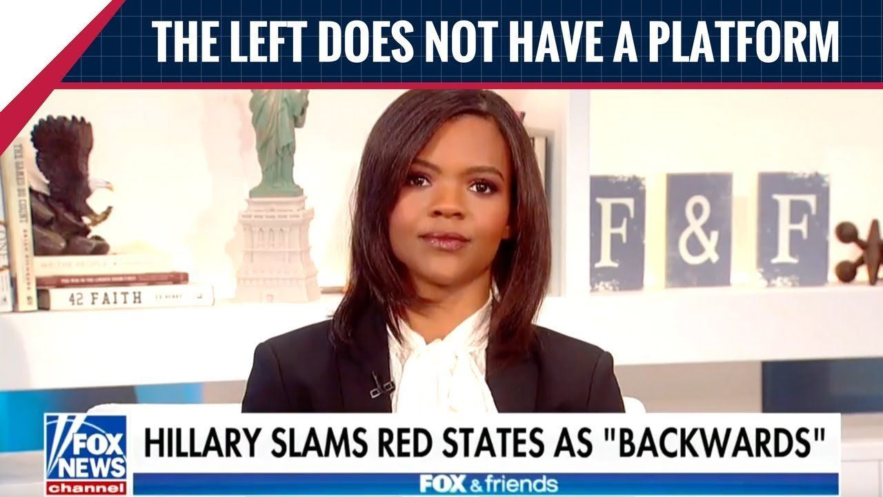 Candace Owens: The Left Does Not Have A Platform