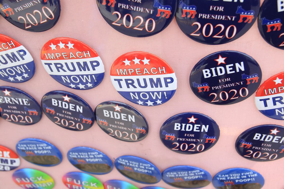 Campaign 2020: Who's Holding On, Surging, Fuming?