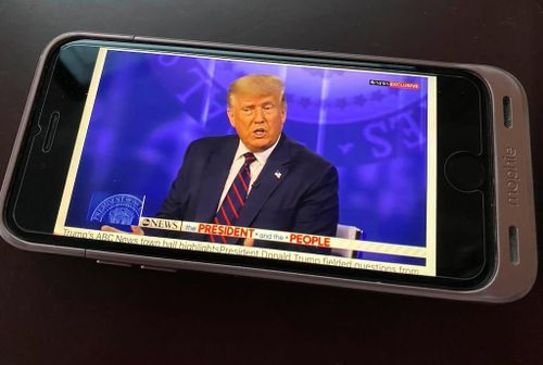 Trump Posts '60 Minutes' Interview After Complaining Anchor Was Biased