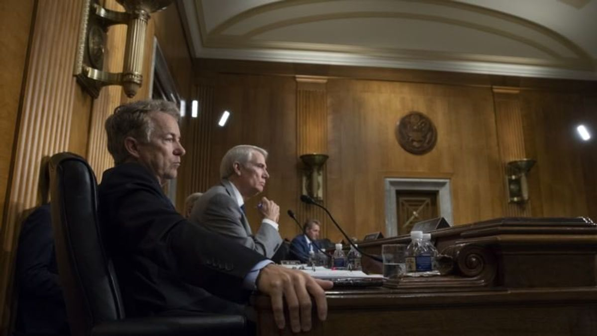 US Lawmakers Seek to Impose More Sanctions on 'Menace' Russia