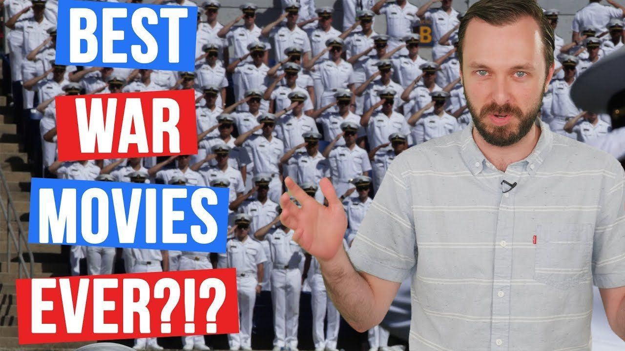 The 5 Best War Movies EVER?!?
