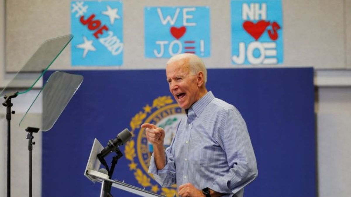 Poll: Biden Expands Lead Over Rivals for 2020 US Presidential Nomination