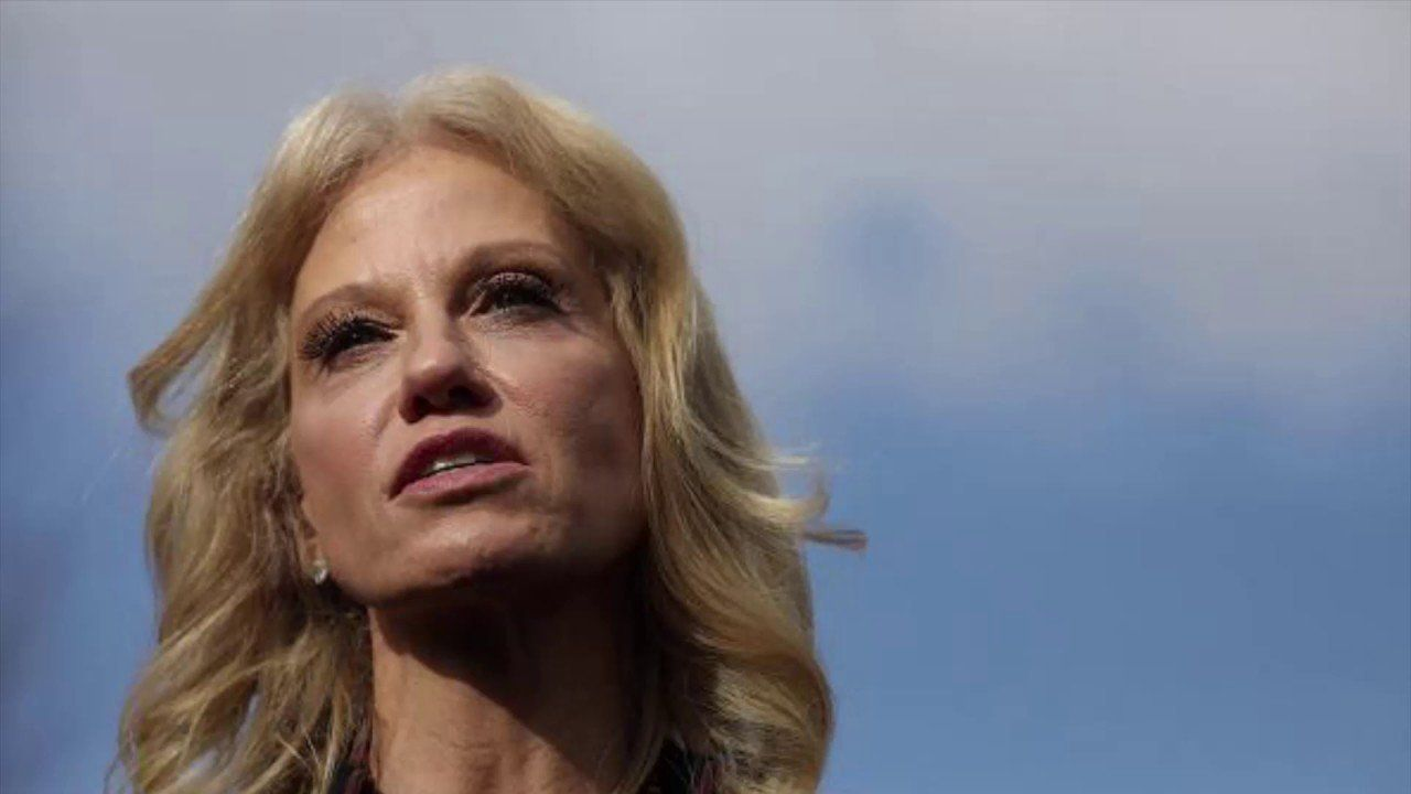 Kellyanne Conway Drops the Hammer: Comey 'Should Go Get a Lawyer'