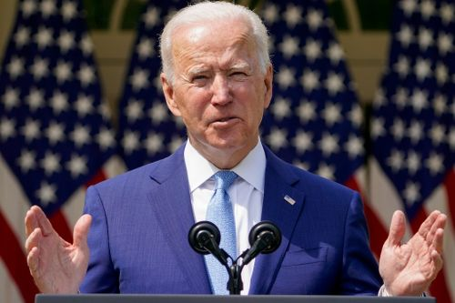 Biden Budget Proposal Would Dramatically Shift US Spending Priorities