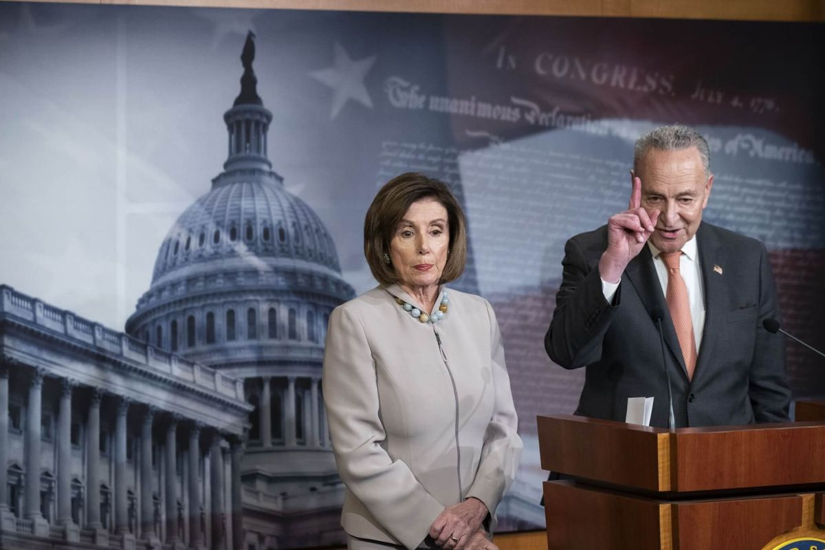 Democrats Criticize Trump Administration's Coronavirus Response