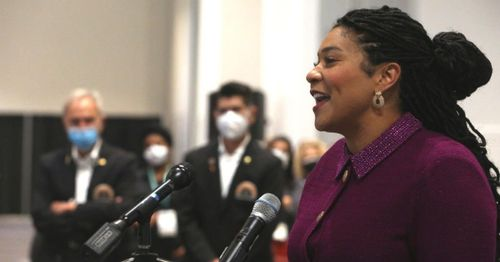 San Francisco Dem mayor criticizes 'fun police' after getting caught breaking her own mask mandate