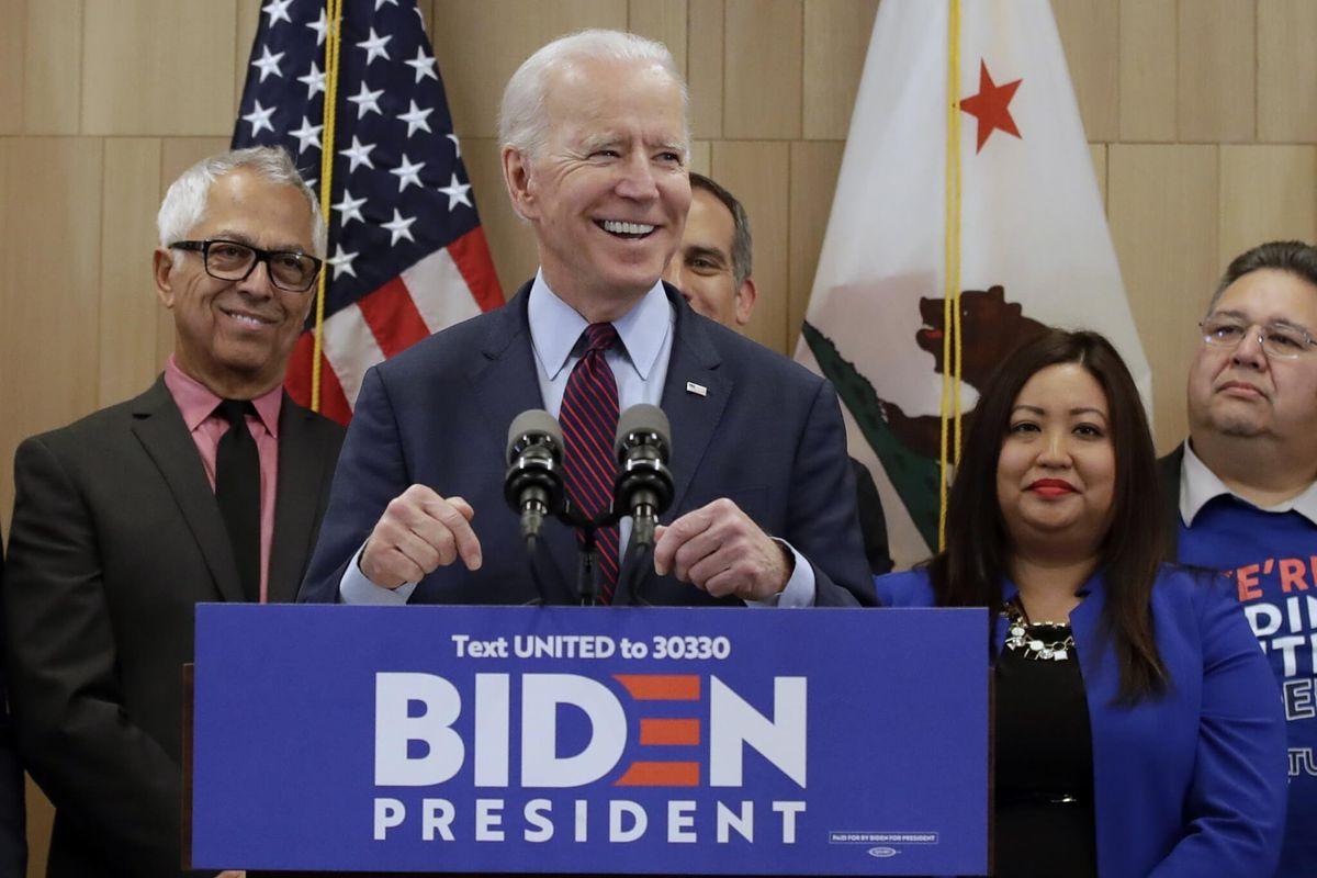 Biden's Victories Unleash Something he's Never had: Money