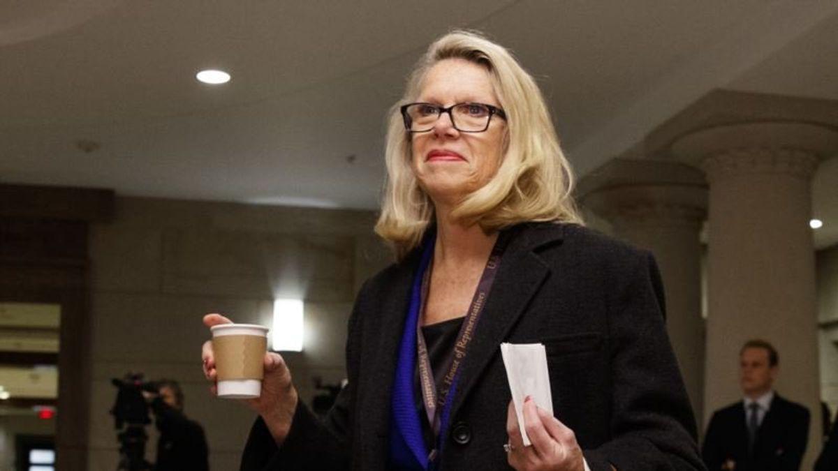 GOP in Congress Seeks to Address Gender Disparity in Its Ranks