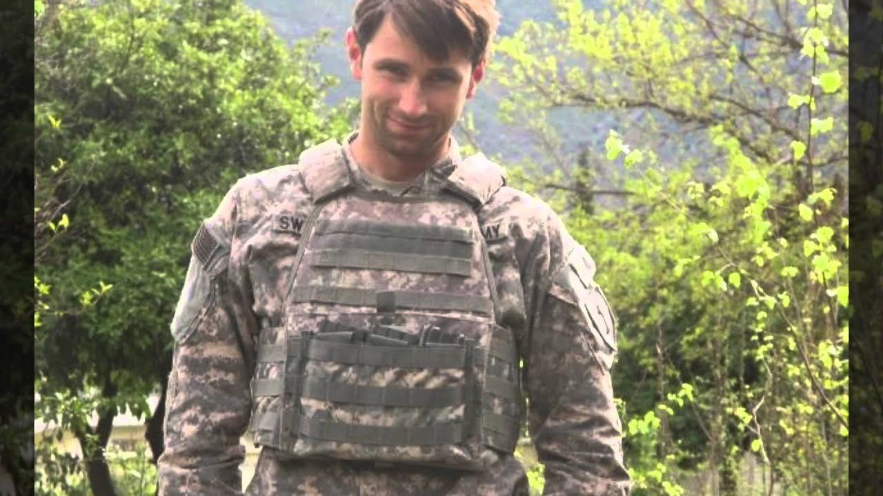 Retired Army Capt. William Swenson receives Medal of Honor